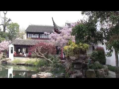 Suzhou, China (the cradle of Wu culture - Classic Gardens, Temples and Canals)