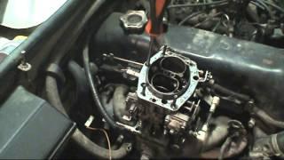 Карбюратор 7-20 с Мех.приводом на ВАЗ-2106 с усиленным Двигателем.