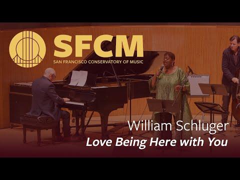 Carmen Bradford sings William Schluger's