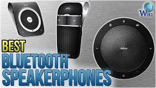 10 Best Bluetooth Speakerphones 2018