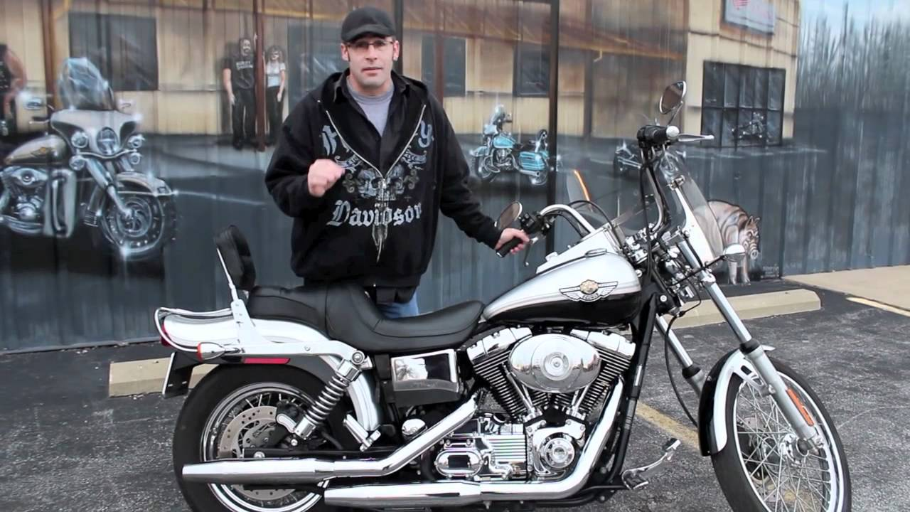 pre-owned 2003 harley-davidson dyna wide glide - youtube