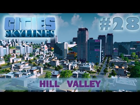 Cities: Skylines - Hill Valley 28