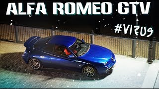 Alfa Romeo GTV.  Virus Alfa