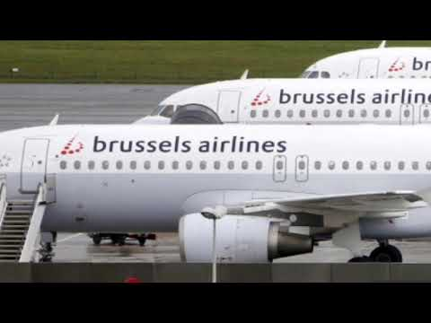 Belgian airspace CLOSED - Flights suspended as Brussels shuts down