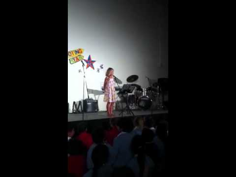 2/4 part of the talent show eis meadows