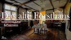 Lost Place - Das Forsthaus. Voll eingerichtet !!