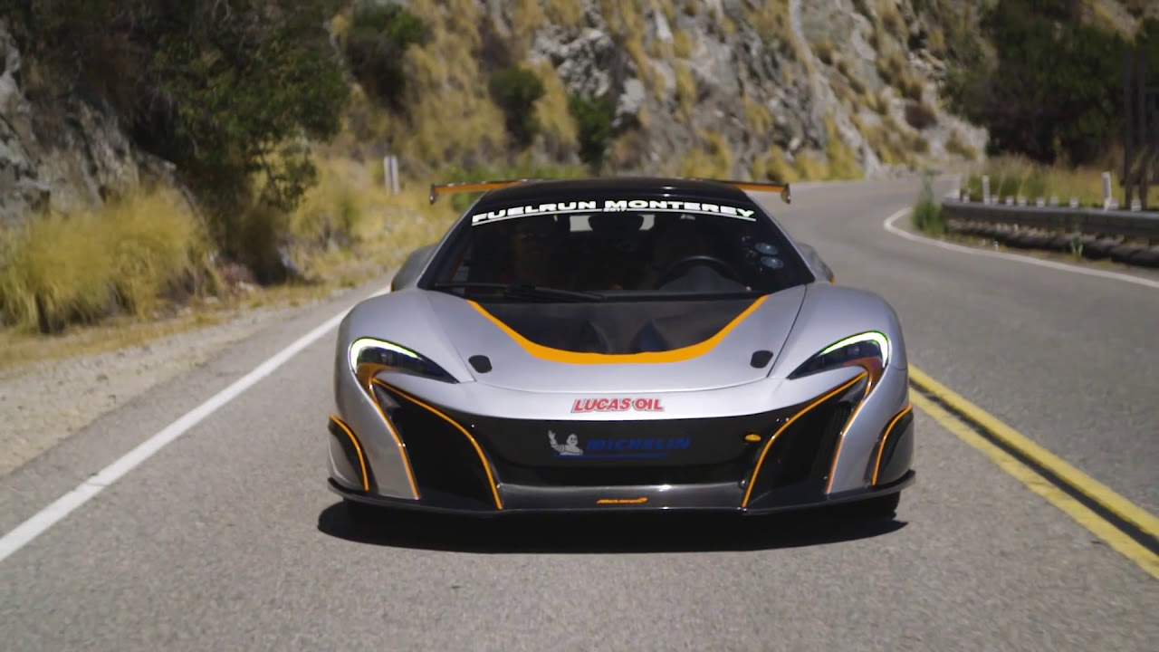 1200 Hp Triple Turbo Mclaren Scares The Hell Out Of Car Throttle