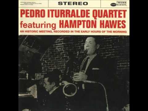 Pedro Iturralde Quartet feat. Hampton Hawes - My funny Valentine