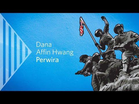 Dana Affin Hwang Perwira Youtube