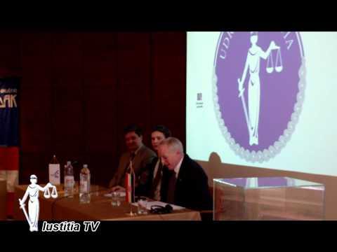 Panel discussion - Croatian Judicial Reform Part 1