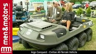 Argo Conquest - Civilian All-Terrain Vehicle