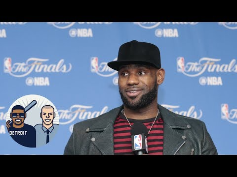 LeBron James Is 'Good As Gone' From Cavaliers | Jalen & Jacoby | ESPN