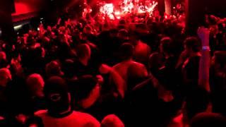 Hatebreed Live at Mojoes in Joliet IL Jan 23 2015