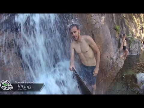 Your adventure in Porto  WATERFALL SWIMMING  Geres National Park