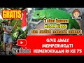 Give Away Mbah Blankon Hadiah Utama Baby Iguana Dalam Rangka Memperingati Hut Ri Ke   Mp3 - Mp4 Download