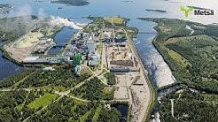 1.10.2019 Metsä Fibren Kemin biotuotetehtaan YVA-yleisötilaisuus Kemissä