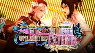Honey Select Unlimited Extend - The Ultimate Character Creator Trailer