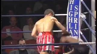 Michael Alldis vs Fernando Lugo 9.4.1994 (1st Rd KO)