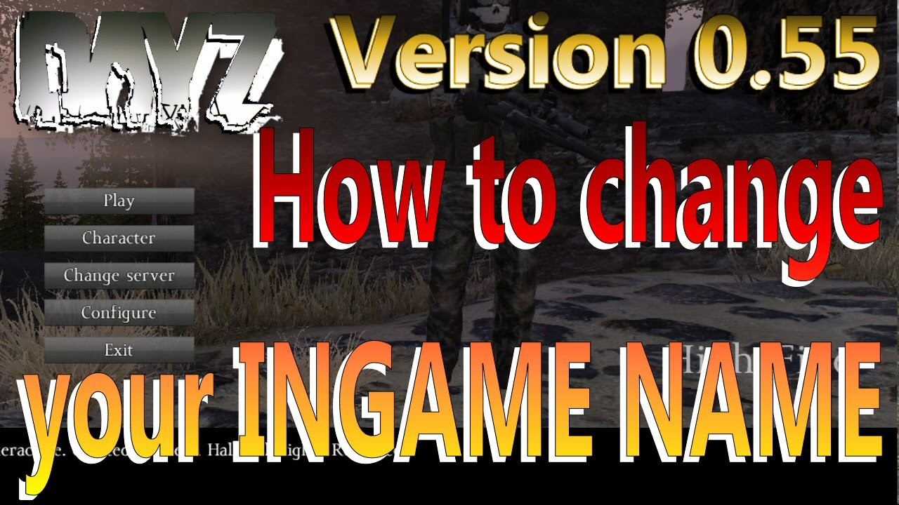 how to change your minecraft in game name