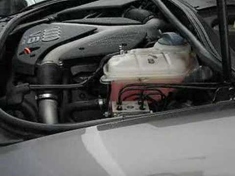 Audi secondary air injection pump - YouTube on