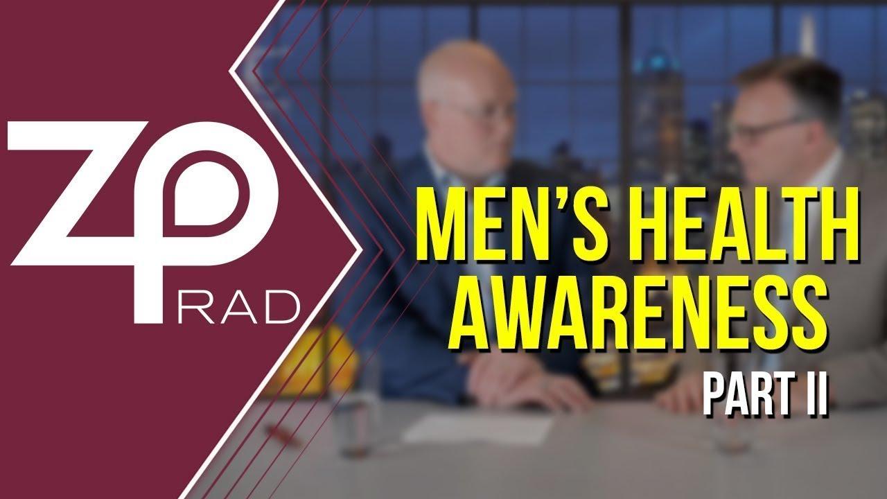 ZPRad – Men's Health Awareness with Ray and Bob, Pt. 2 #MedicalRadiology
