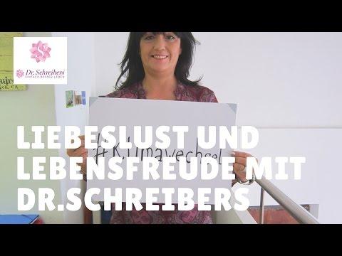 Libidoverlust in den Wechseljahren - was tun?  Dr. Schreibers  - Intensivia Gel