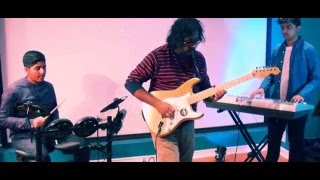 aap jaisa koi meri zindagi mein live guitar cover by kumaran