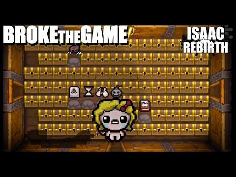 I BROKE THE GAME - Isaac Rebirth [54]