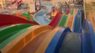 Giant Slide Testing