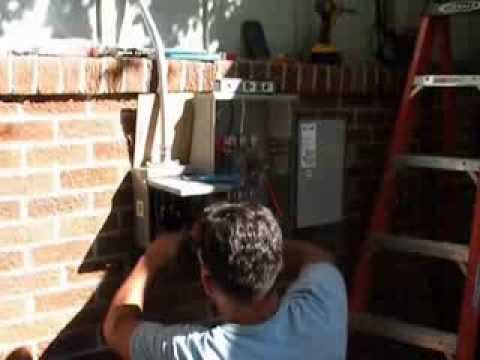 Sackheim Solar PV Install- Electronic style