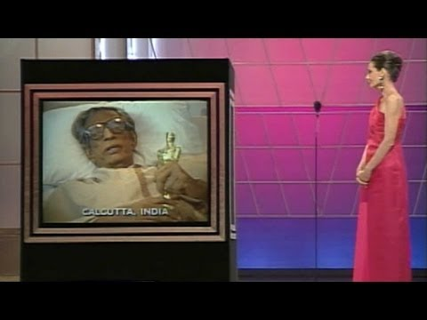 Satyajit Ray's Honorary Award: 1992 Oscars