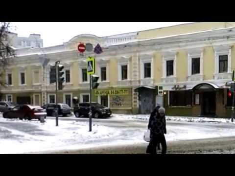 Нижний Новгород Причуды природы!)) Снегопад! 20 апреля 2017 год