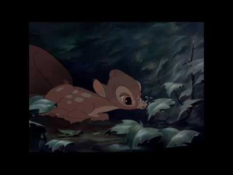 Disney's Bambi -Little April Shower-