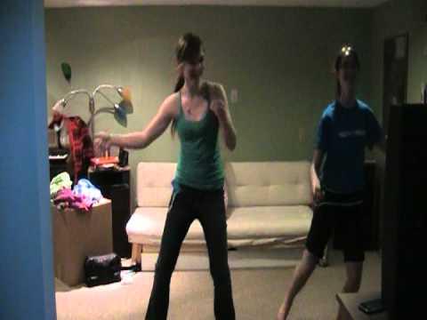 Wii Zumba – Dance Dance Dance