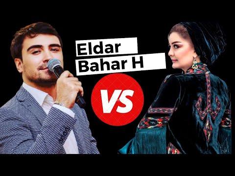ELDAR AHMEDOW FEAT BAHAR HOJAYEWA NEW SONG VIDEO EDITANLY SESIM 2021