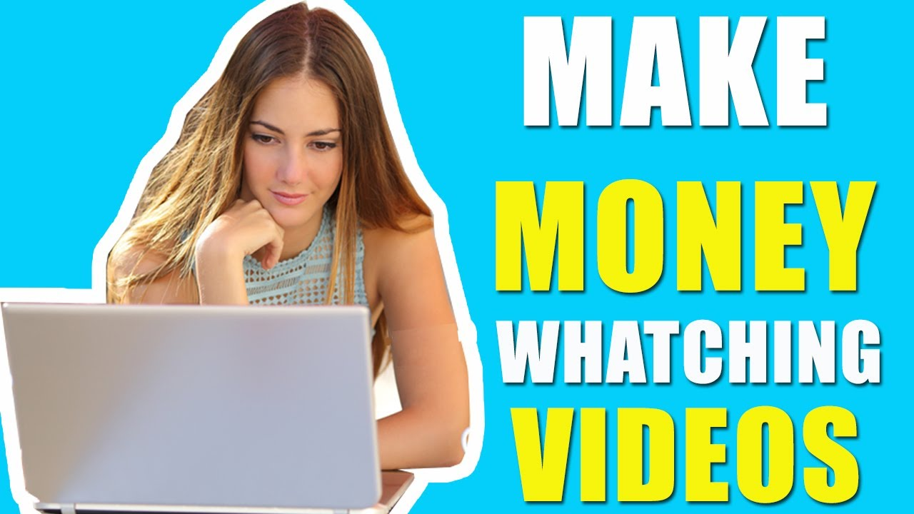 MAKE MONEY WATCHING VIDEO 2020 (Make Money Online) *New ...