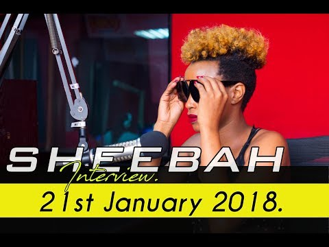 SHEEBAH ,PATIENCE IS MY STRENGTH BUT I HAVE A LIMIT  [ 21st JAN 2018 ]