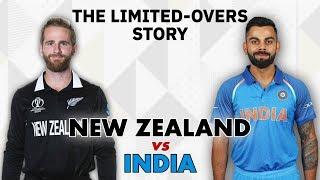 New Zealand vs India: Friendly foes meet again
