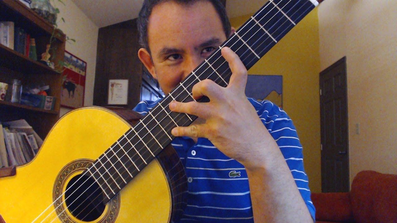 Practicando juntos. Técnica grupal. EXTENSIONES Mano Izquierda, Rafael Elizondo Clases de Guitarra