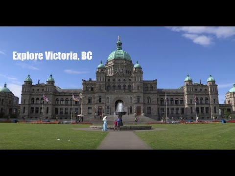 Explore Victoria, British Columbia: Trip Ideas