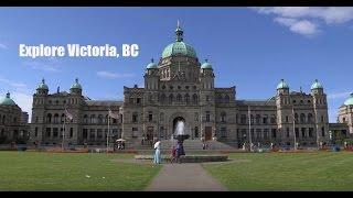 Explore Victoria, British Columbia: Trip Ideas