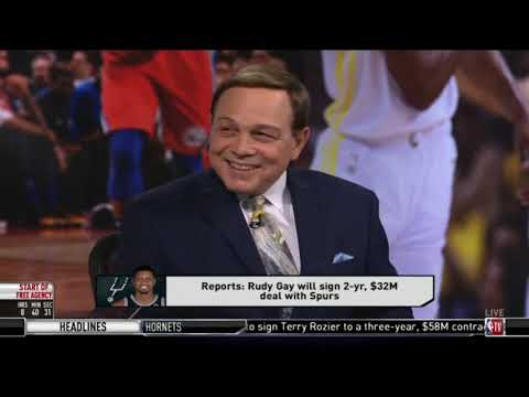 Mike Fratello Explain Why Kevin Durant And Kyrie Irving Reportedly Chose The Nets Over The Knicks