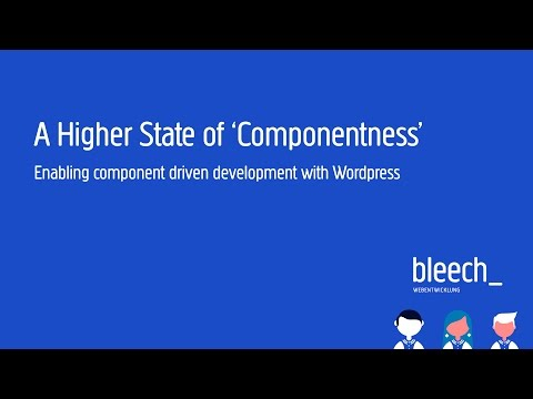A Higher State of 'Componentness'