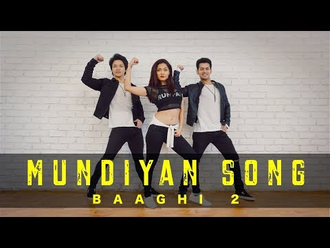 Mundiyan  Baaghi 2   ToDance with Sonali Ft Ricki & Sarang