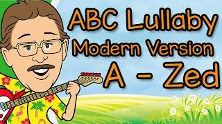 New ABC Lullaby | Zed  Version | Jack Hartmann Alphabet Song