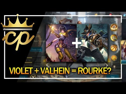 WHAT WILL HAPPEN IF YOU COMBINE VIOLET + VALHEIN? - Rourke [Test Server]