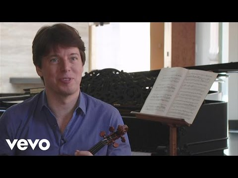 Joshua Bell - The Making of Bach