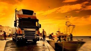 Супер мега дальнобойщик.(Euro truck simulator 2013)