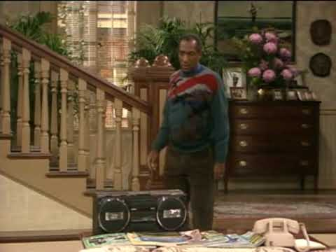 Cosby Show Season 5 How Do you Get to Carnegie Hall- Claire goes OFF!