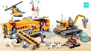 レゴ シティ 北極のベースキャンプ 60036 / LEGO City Arctic Base Camp 60036